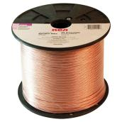 Speaker Wire - Copper/PVC - 500' - Gauge 14 - Gold
