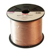 Speaker Wire - Copper/PVC - 500' - Gauge 16 - Gold