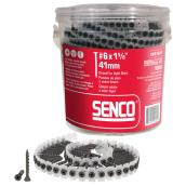 "1 5/8"" #6 Screws for Drywall, Bucket of 1000"