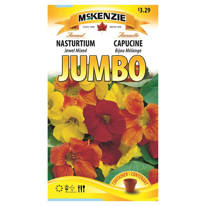 McKenzie - Assorted Flower Seeds