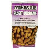Seed Potato - Russet Burbank - 2 kg