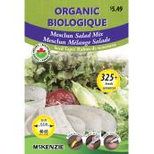 Semences de légumes en sachet, McKenzie