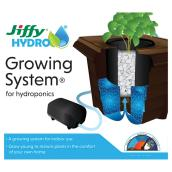 Hydroponic Growing System for Young and Mature Plants