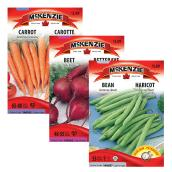 Vegetable Seeds - Assorted