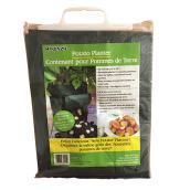 Sac plantation de patates réutilisable, polyester, 35 x 50 cm