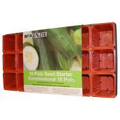 Mckenzie Seed Starter - 18 Cells - Plastic
