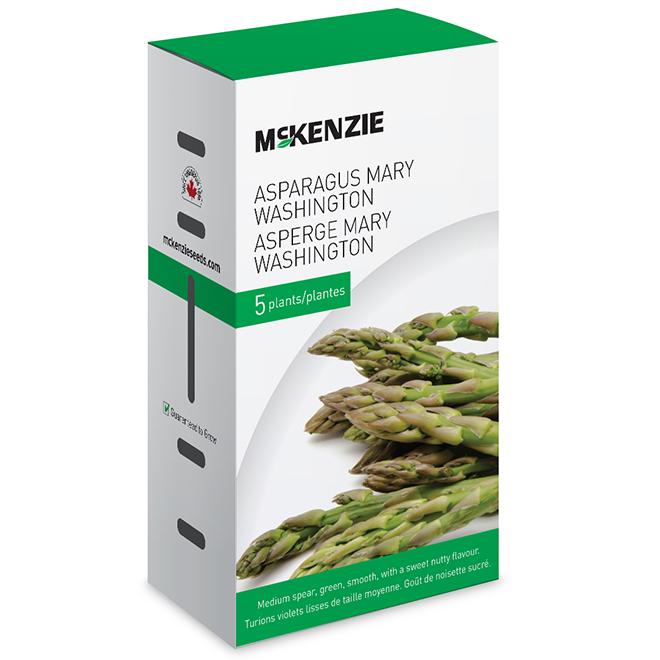 Asperge Mary, Mckenzie, comestible, racine, vert