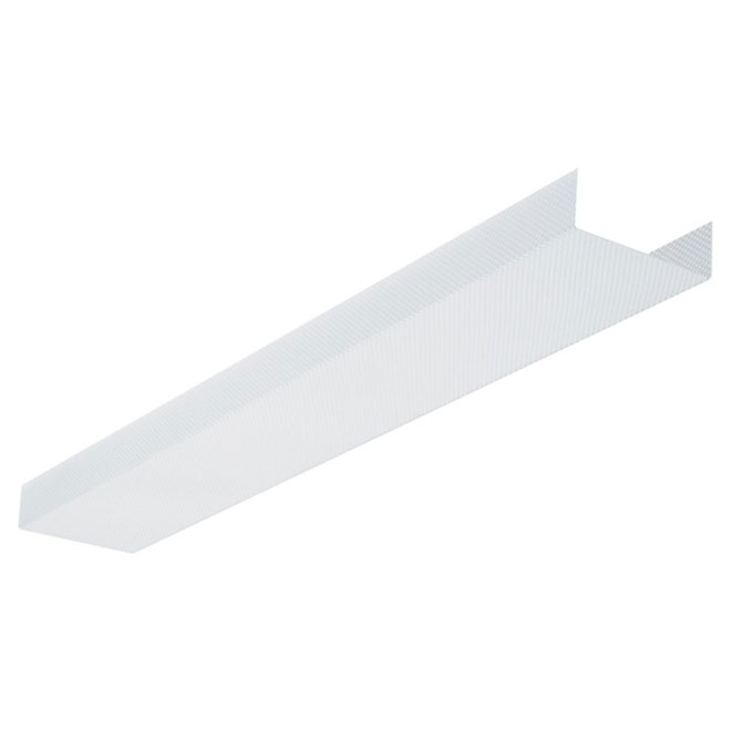 Fluorescent Light Covers >> Lithonia Fluorescent Light Fixture Replacement Lens 48