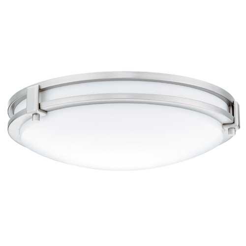 """Saturn"" 1-Light Ceiling Fixture"