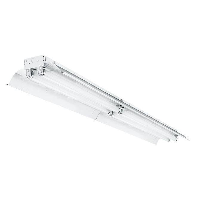 96-in Industrial Fluorescent Fixture | RONA