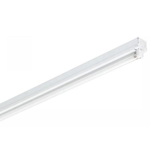 Fluorescent Light Fixture Box: LITHONIA 24-in Fluorescent Fixture