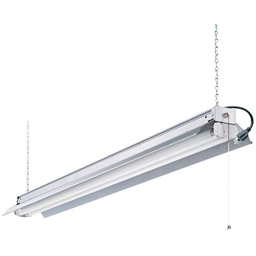 2 tube fluorescent fixture
