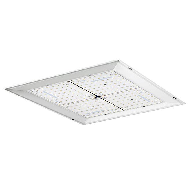 LITHONIA LED Troffer Light Fixture - 2