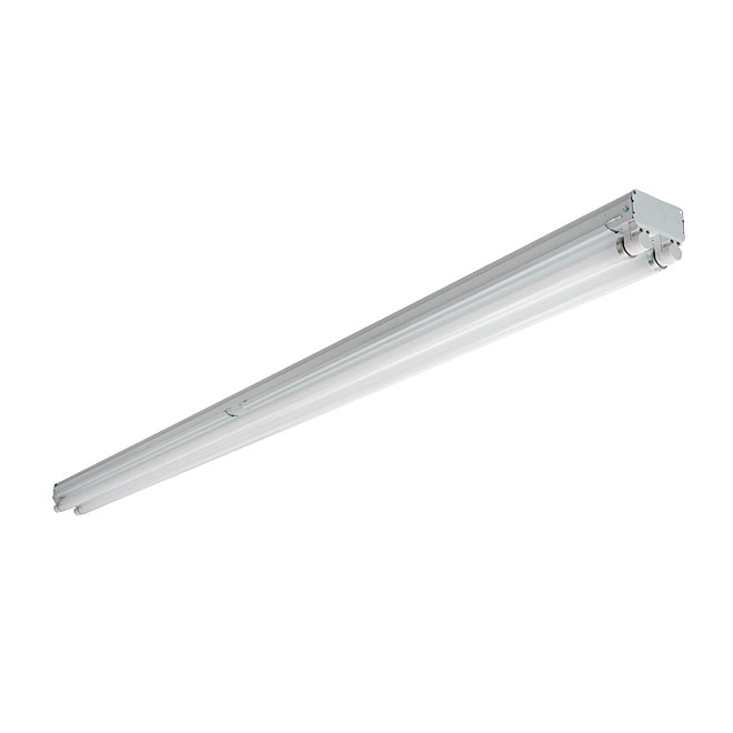 2-Light Fluorescent Light Fixture - 96\