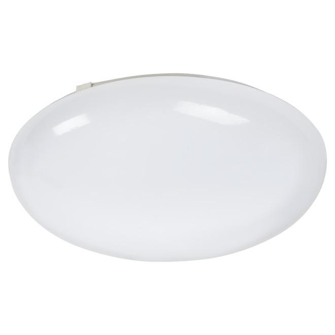 "Round Ceiling Light - 30W LED - 14"" - White"