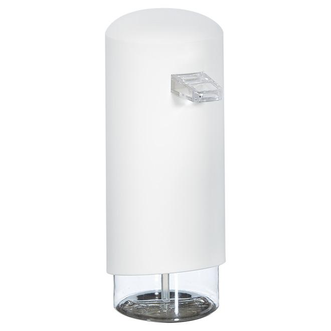White Foaming Soap Dispenser