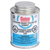 236 mL Premium Grade Yellow Cement for ABS Pipes