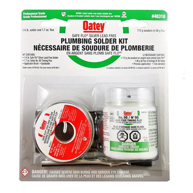 Silver Solder Kit