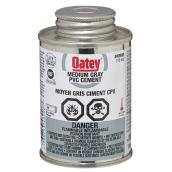 PVC Cement - Medium-Bodied - Grey - 118 mL
