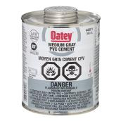 PVC Cement - Medium-Bodied - Grey - 946 mL