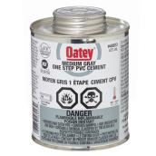 PVC Cement Grey Medium-Bodied - One Step - 473 mL