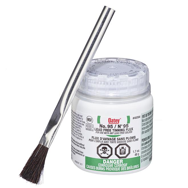 No.95 Lead-Free Tinning Flux - 1.7 oz
