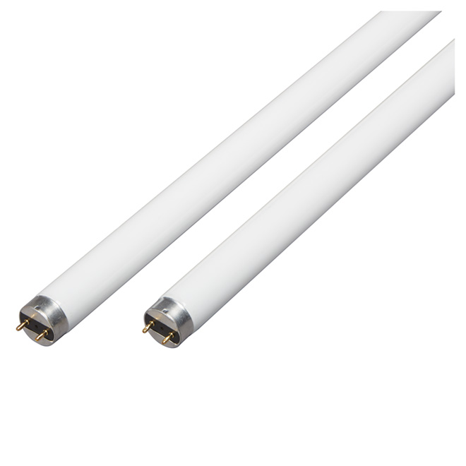 "32W Fluorescent Opal T8 Bulb 48"" - 2-Pack"