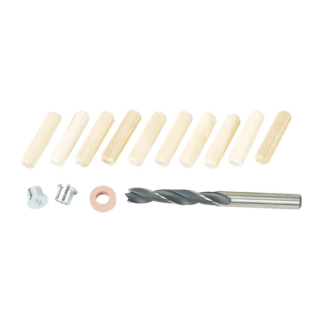 Wood drill bit kit
