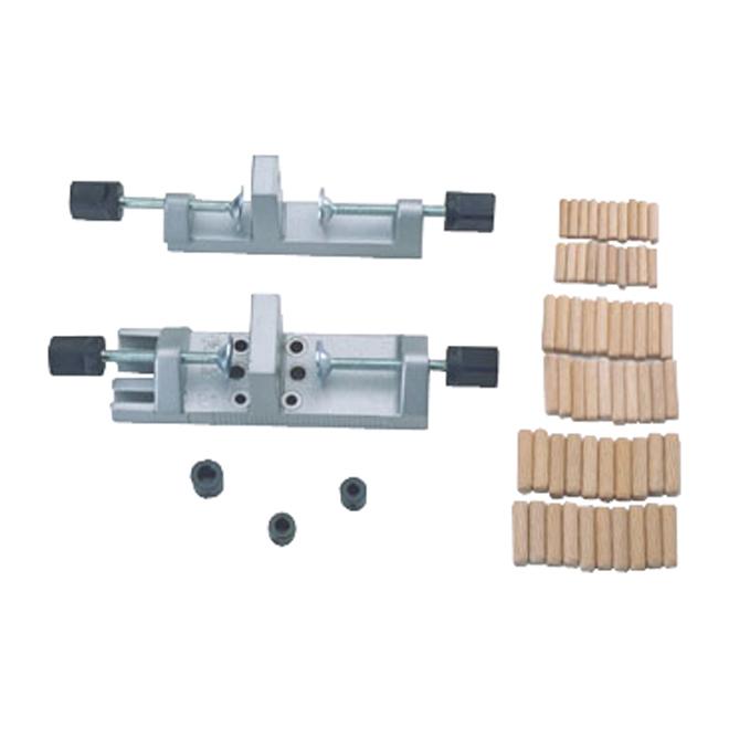 Wolfcraft Dowel Jig Kit - 66 pieces