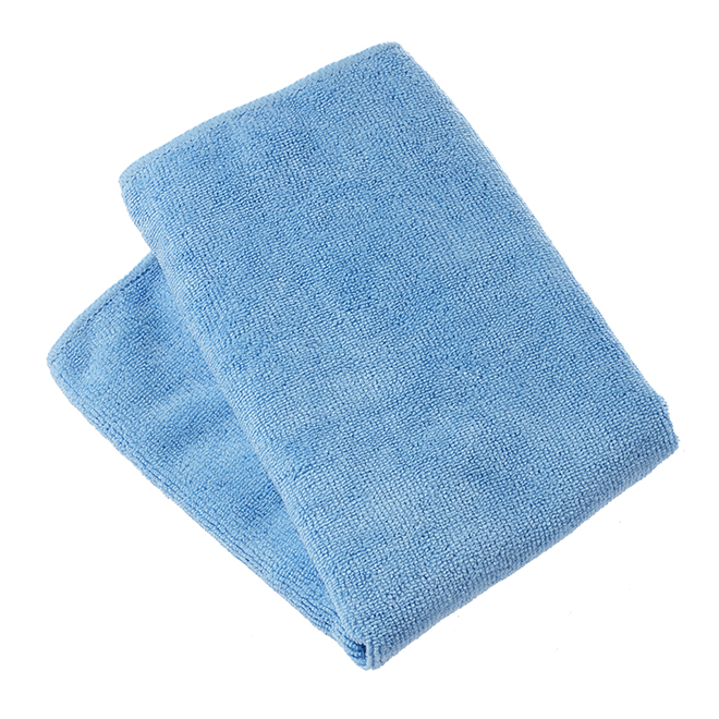 All-Purpose Blue Microfiber Cloth
