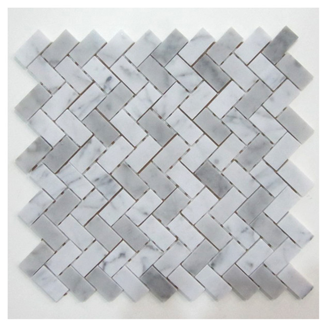 """""""Camber"""" Marble Mosaic"""