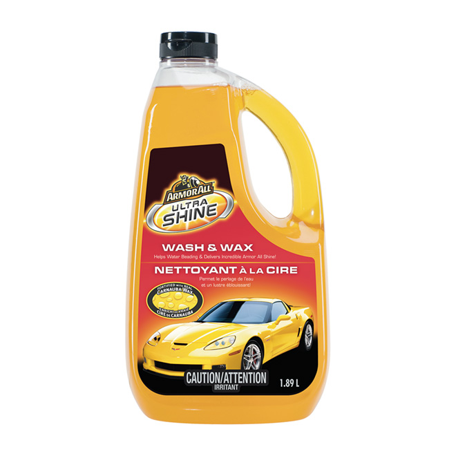 ArmorAll Ultra Shine Wash And Wax 1.89 L