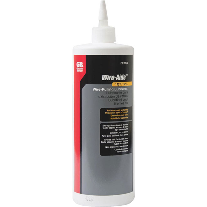 Lubricant for Wire - 940 mL
