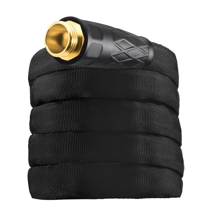 "Bionic Garden Hose - 600 PSI - 5/8"" x 100' - Black"