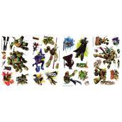 Peel and Stick Wall Decals - Teenage Mutant Ninja Turtles