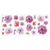 Wall Decals - Blooms - 25 Stickers