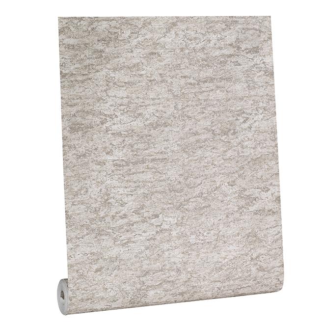 Wallpaper - Cork Motif - 56 sq.ft. - Grey