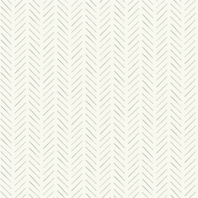 RoomMates Self-Adhesive Wallpaper - Pick Up Sticks - 198-in x 20.5-in - Grey