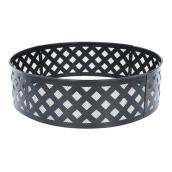 Style Selections Lattice Fire Ring - 30-in