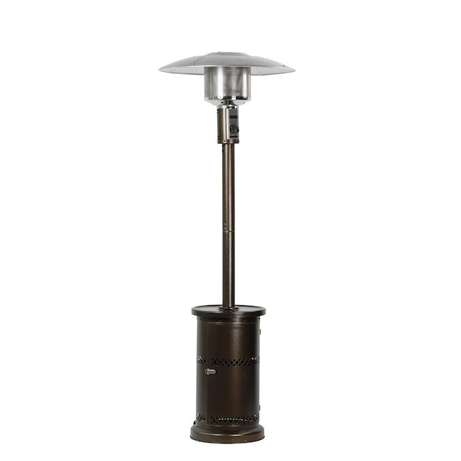 Shinerich Bronze Outdoor Stainless Steel Patio Heater - 48 000 BTU