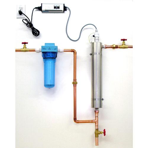 Stérilisateur d'eau à ultraviolets