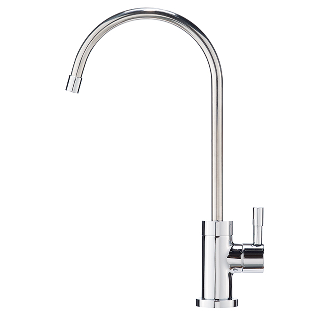 Drinking Water Faucet - 1 Lever - Chrome Finish