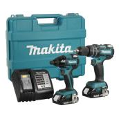 Drill - 18-V Drill and Impact Driver Combo