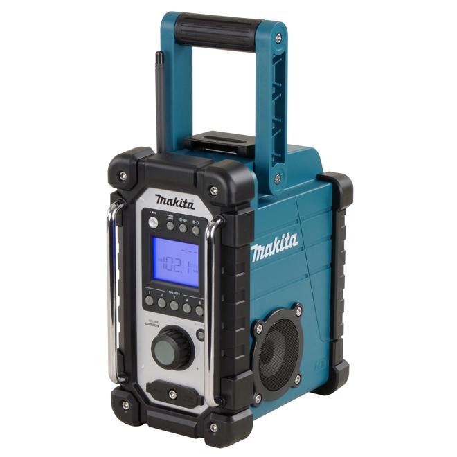 Cordless/Electric Jobsite Radio