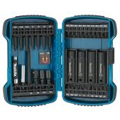 Driver Bits and Sockets Set - 38 Pieces