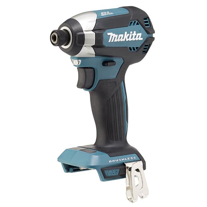 "Cordless Brushless  Impact Driver - 1/4"" - 18 V"