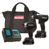 Cordless XPT Drill/Impact Driver Set - 18 V - Brushless