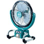 Ventilateur de chantier Makita, 18 V, lithium-ion, 13''