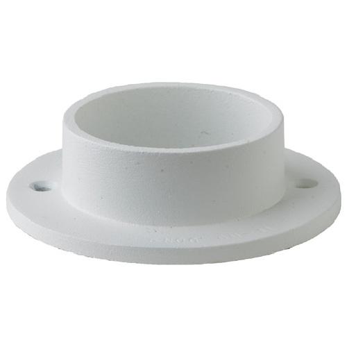 Base de lampadaire « Vintage », 4 5/8 po, blanc