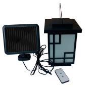 Lanterne solaire suspendue